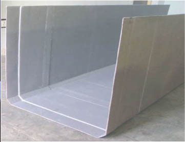 Specification - Innovative Projects | Mild Steel Tanks | FRP