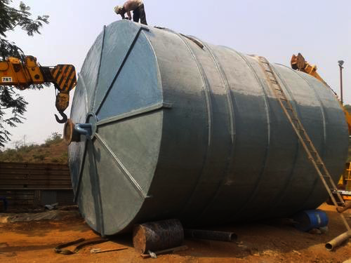 FRP Tanks - Innovative Projects | Mild Steel Tanks | MS Structural